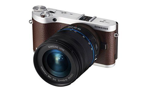 Samsung NX300 Mirrorless Camera(With 18-55 lens)