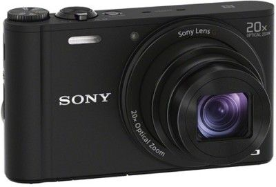 Sony Cybershot DSC-WX350 Digital  Camera