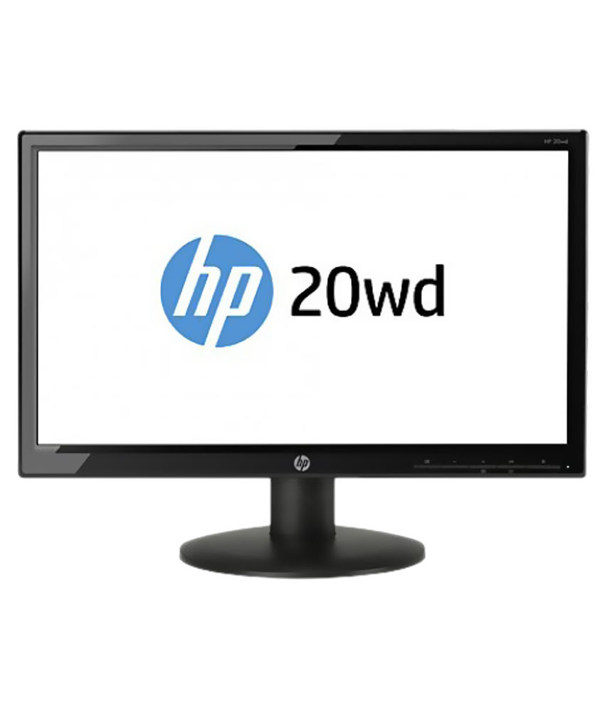 HP 19.45 inch LED Backlit LCD - 20wd  Monitor