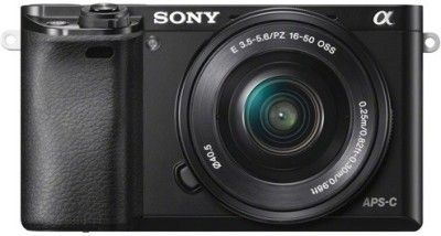 Sony ILCE-6000L Camera (with SELP1650 Lens)