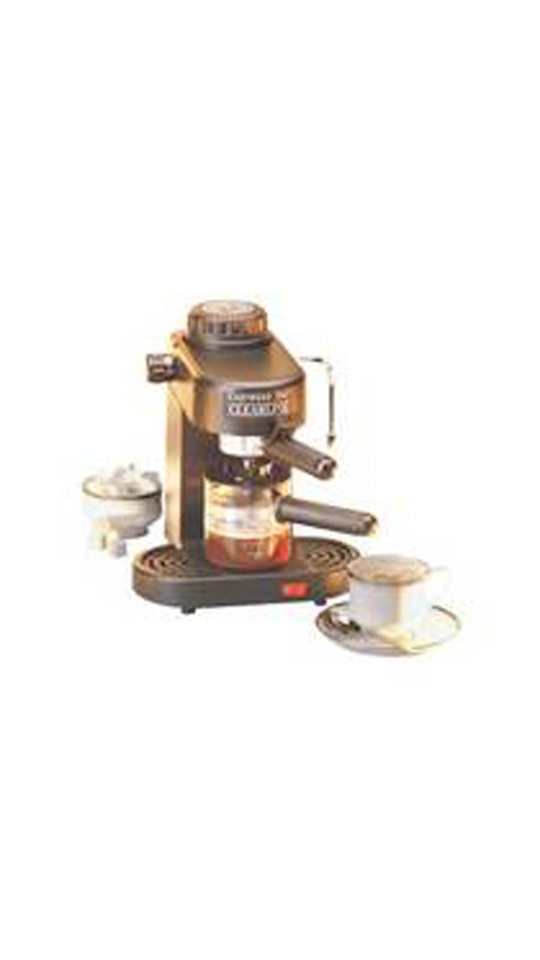Clearline Espresso Bar Coffee Maker