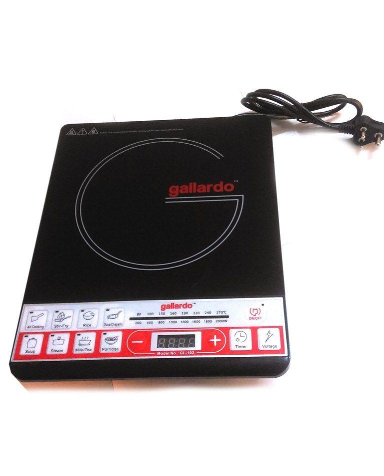 Gallardo GL- 102 Induction Cooktop