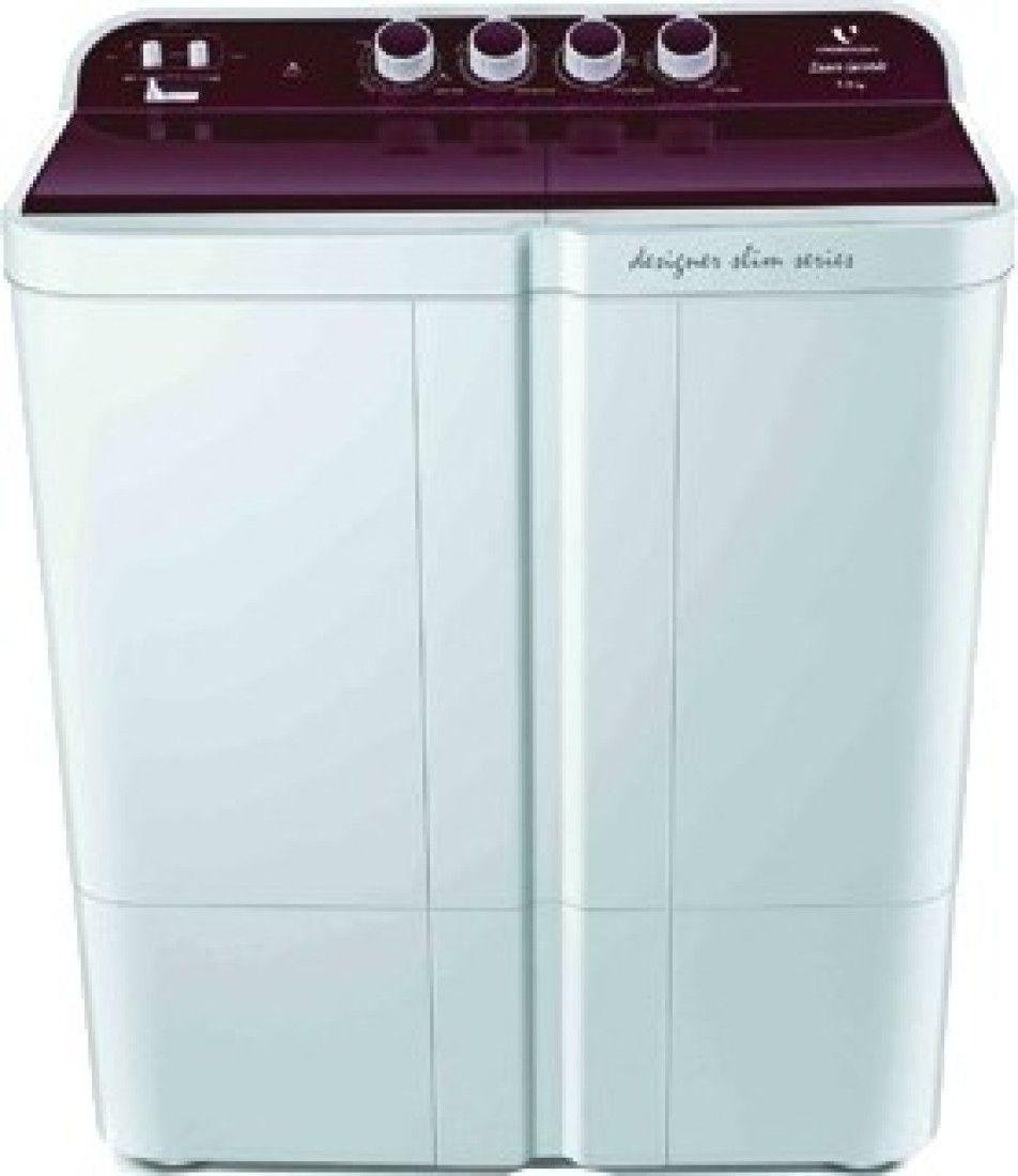 Videocon 7.5 Kg Semi Automatic Washing Machine (Zaara Grande VS75Z12)