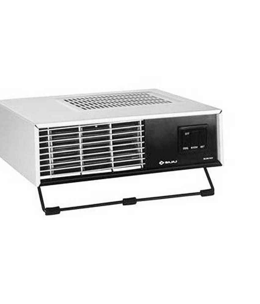 Bajaj Blow Hot 2000W Fan Room Heater