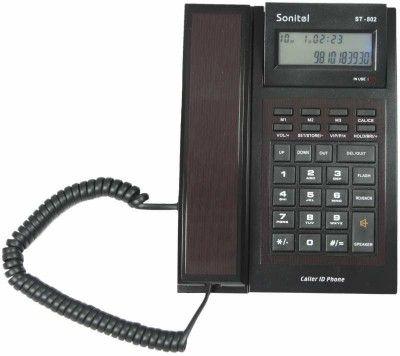 Sonitel ST-802 Corded Landline Phone