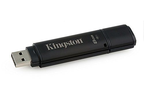 Kingston DataTraveler 4000 USB 2.0 8GB Pen Drive