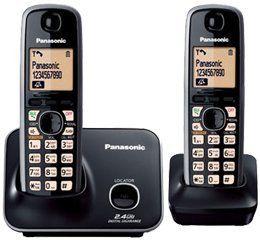 Panasonic KX-TG3712SXN Cordless Landline Phone
