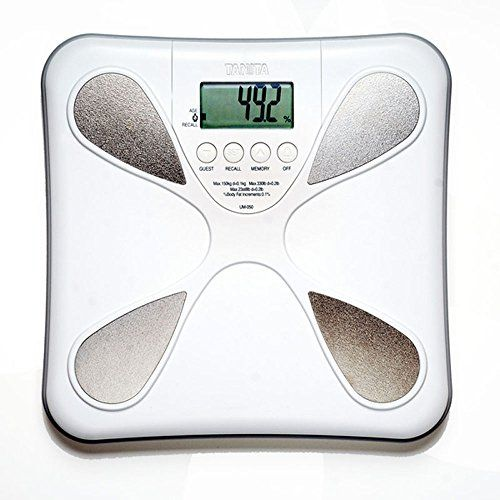 Tanita NUF050W Body Fat Monitor
