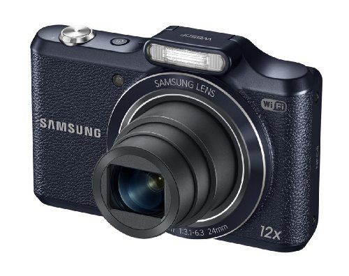 Samsung WB50F 16.2MP Smart WiFi and NFC Digital Camera