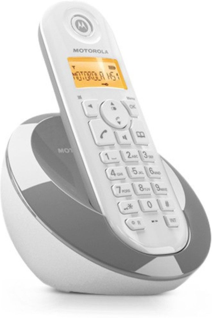 Motorola C601I Cordless Landline Phone