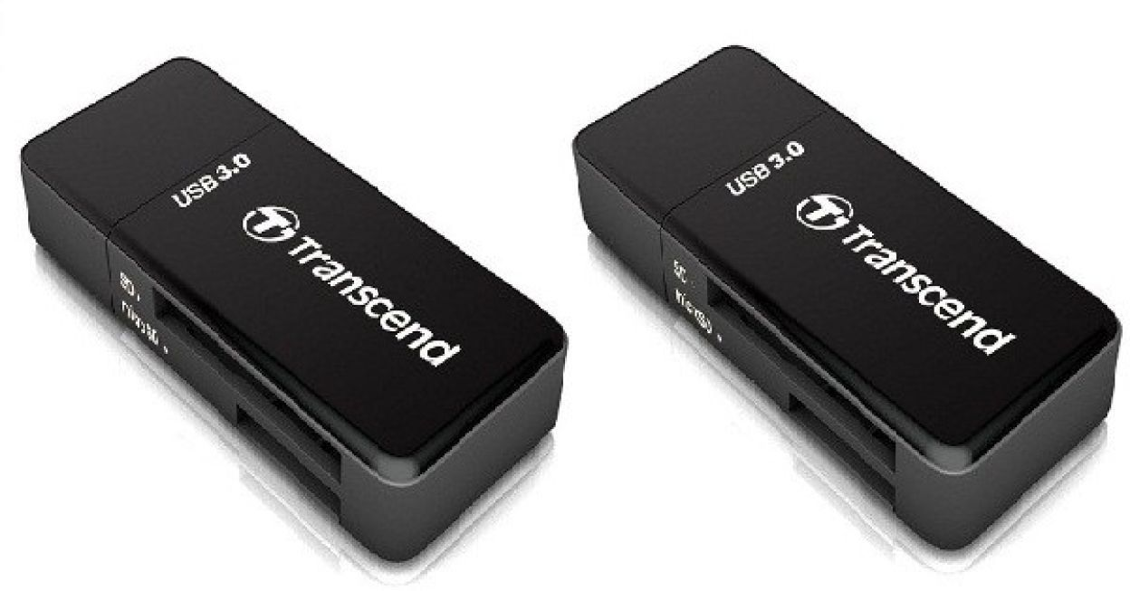 Transcend RDP5 Card Reader