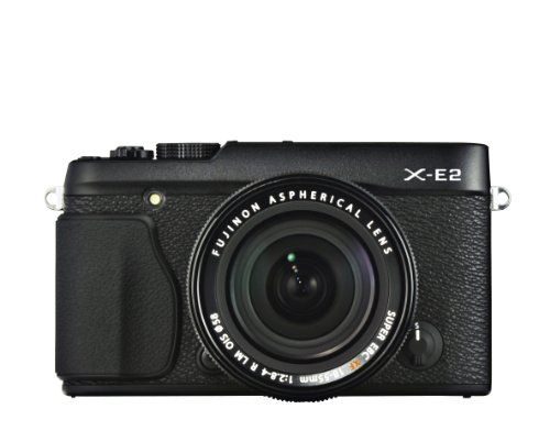 Fujifilm X-E2 Mirrorless Camera (with 18-55mm Lens)