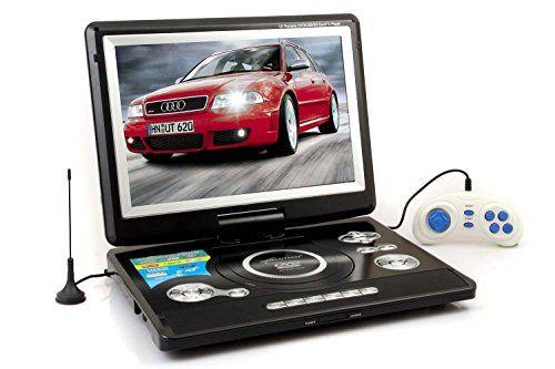 Worldtech WT-PDT1288/14 DVD Player
