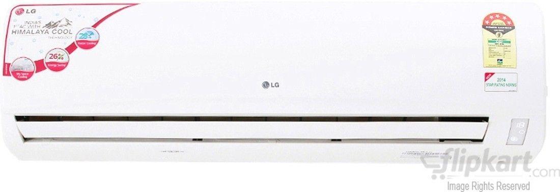 LG L-Nova Plus LSA5NP5A 1.5 Ton 5 Star Split Air Conditioner