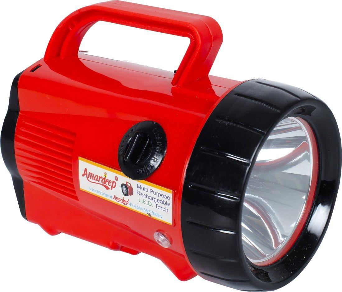 Amardeep AD 093 Torch Emergency Light