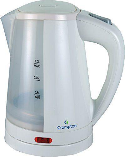 Crompton Greaves CG-KP102 1 Litre Electric Kettle