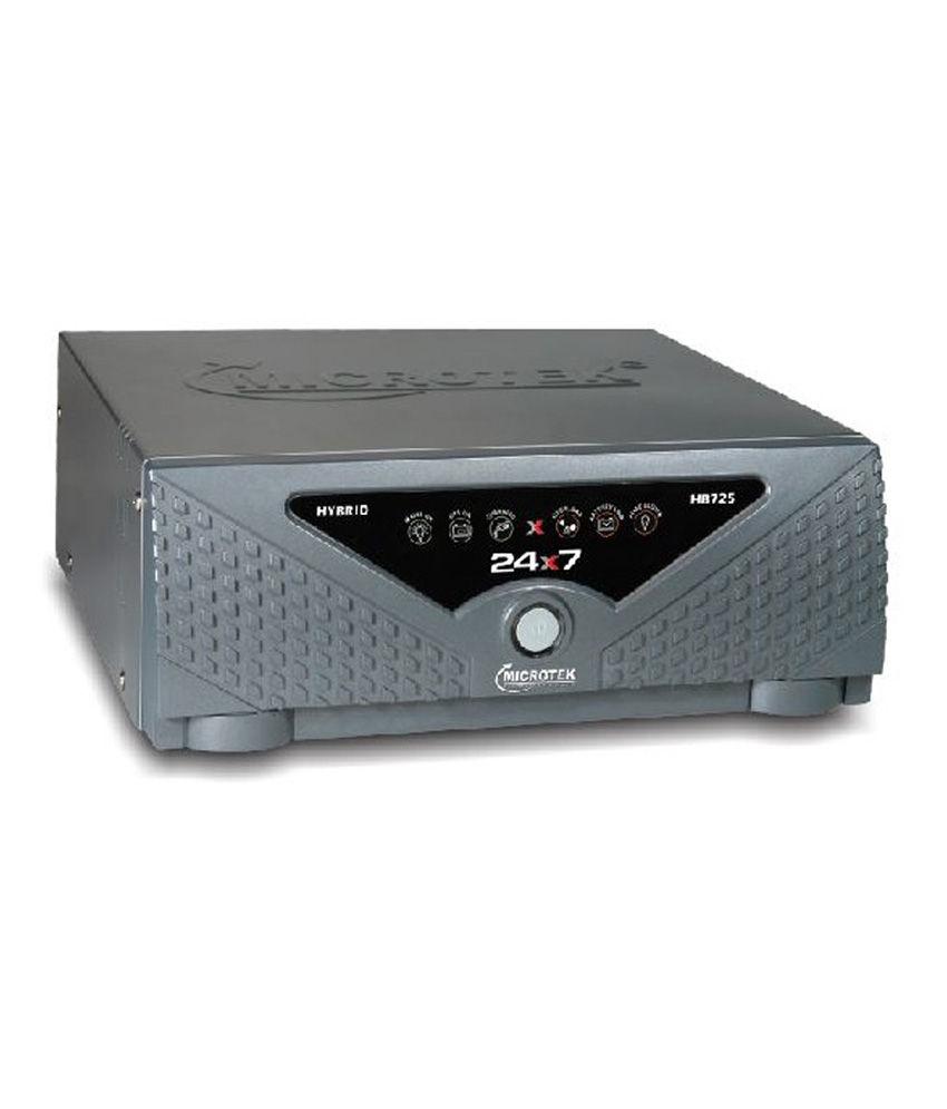 Microtek Hybrid HB-725 725 VA Inverter