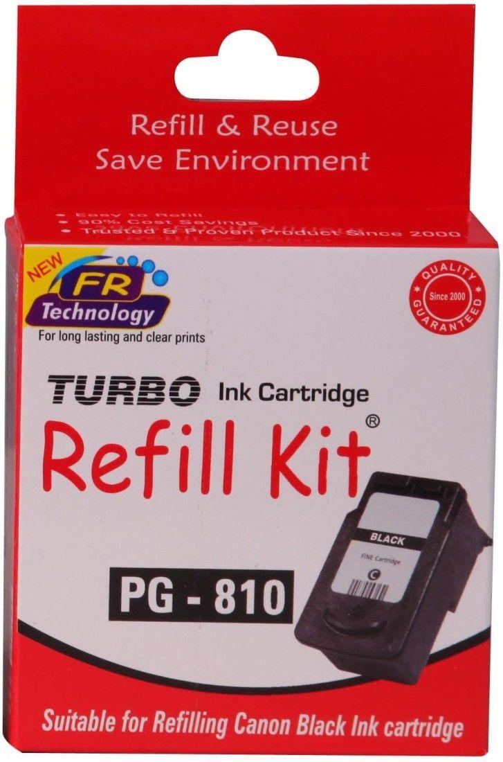 Turbo PG-810 Black Ink Cartridge (for Canon 810)