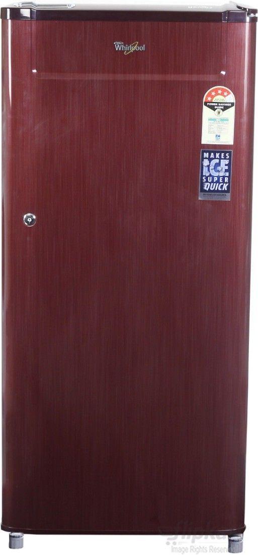 Whirlpool 205 Genius CLS Plus 3 Star 190 Litres Single Door Refrigerator (Titanium)