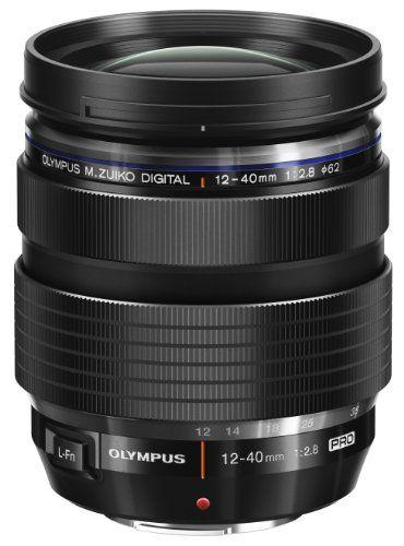 Olympus M Zuiko Digital ED 12-40mm f/2.8 Pro In...