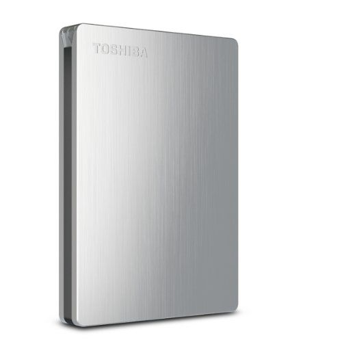 Toshiba Canvio Slim II 1TB Portable External Hard Disk