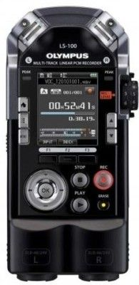Olympus LS-100 4 GB Voice Recorder