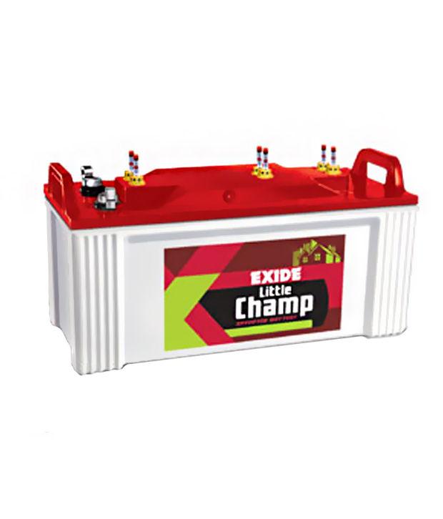 Exide Little Champ FLC0-LC150IN Battery