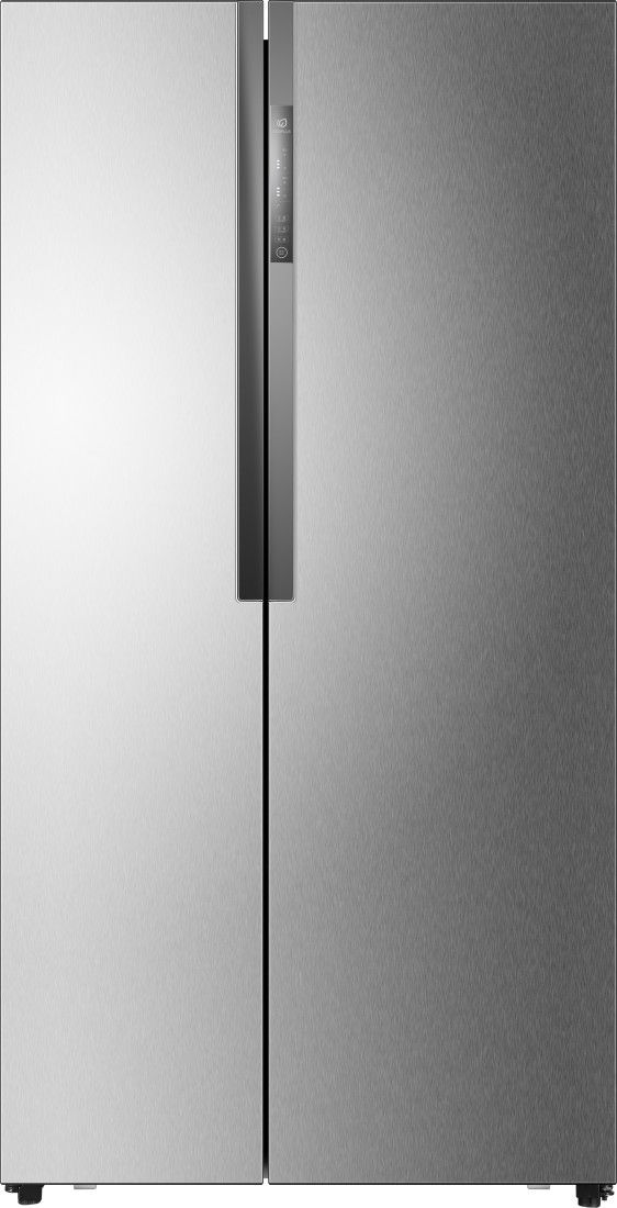 Haier HRF 618 SS 565 Litres Side by Side Door Refrigerator