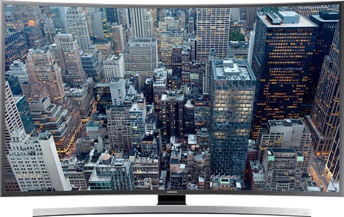 Samsung 48JU6670 48 Inch 4K Ultra HD Curved Smart LED TV