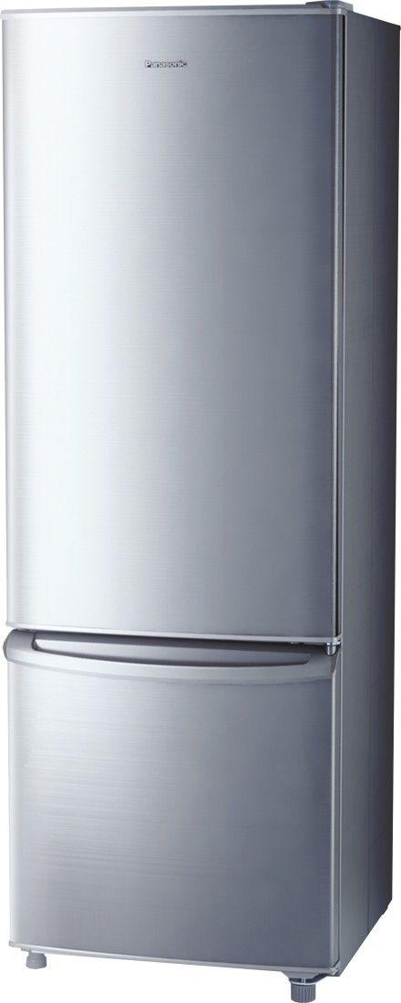 Panasonic NR-BU303SNX4 296 Litres Double Door Refrigerator