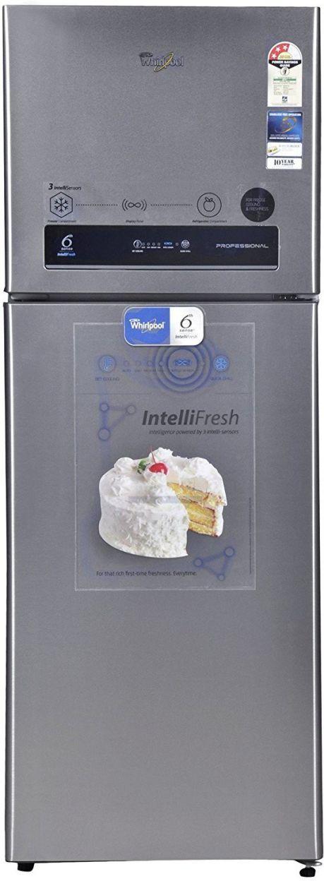 Whirlpool PRO 355 ELT 2 Star 340 Litres Double Door Refrigerator