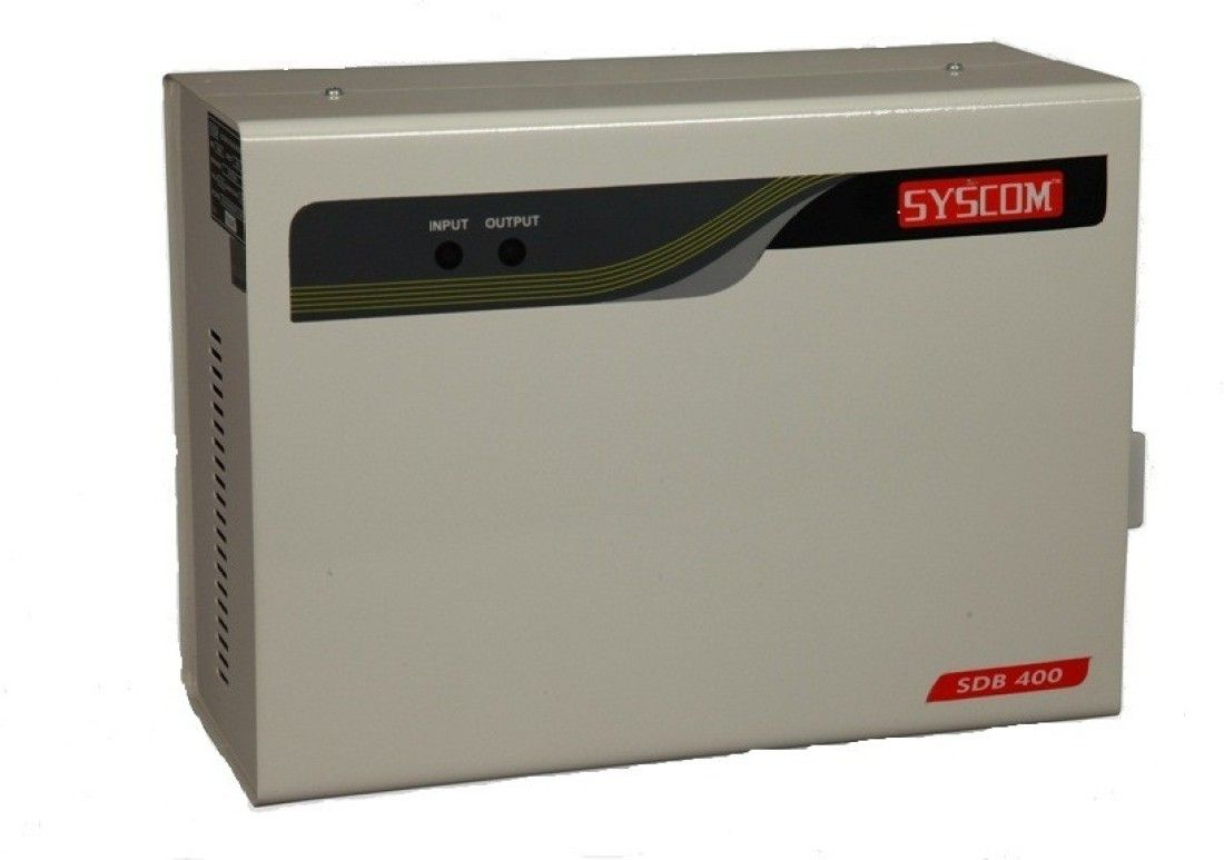 Syscom SDB-400 Air Conditioner Voltage Stabilizer