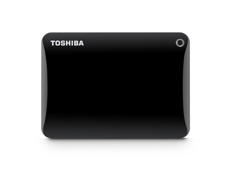 Toshiba Canvio Connect II USB 3.0 2TB External ...