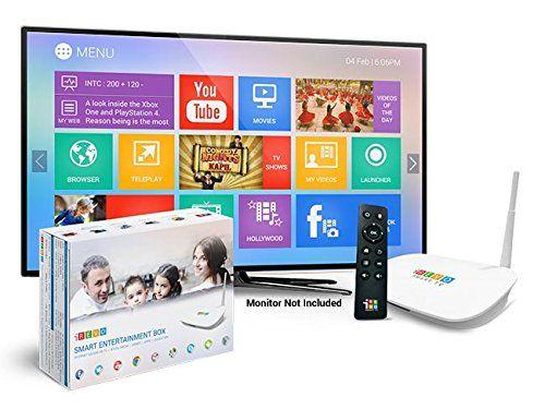 iRevo QC1 WA1 With IR Remote Selector Box