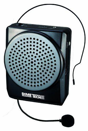 DIME TECH DT911 Voice Amplifier Microphone