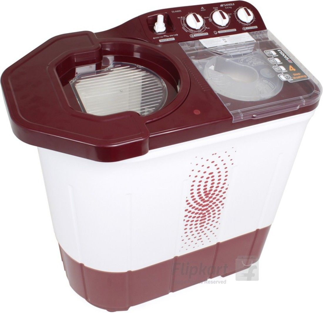 Sansui 6 Kg Semi Automatic Washing Machine (SS60AS)