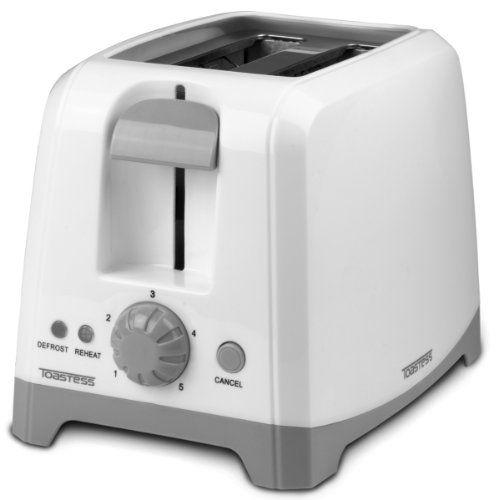 Toastess TT746 2 Slice Pop Up Toaster