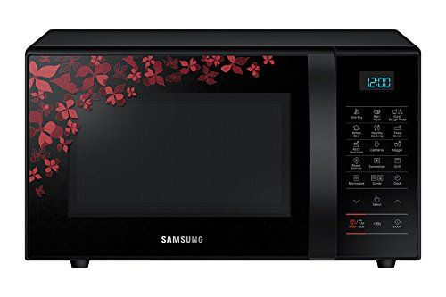 Samsung CE77JD-SB 21 Litres Convection Microwave Oven