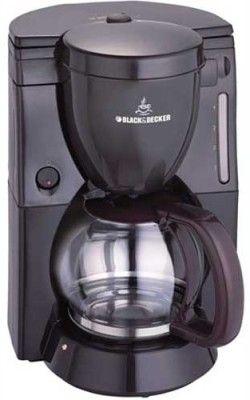 Black & Decker DCM 55 4 Cup Coffee Maker
