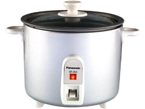 Panasonic SR-3NA Electric Cooker