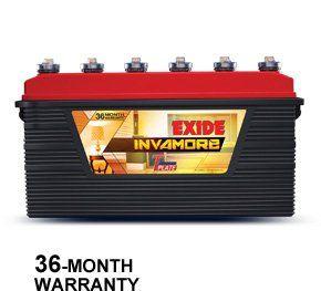 Exide Invamore 150AH Battery
