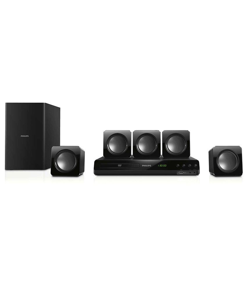 Philips HTD3509/98 5.1 Channel Home Theater System