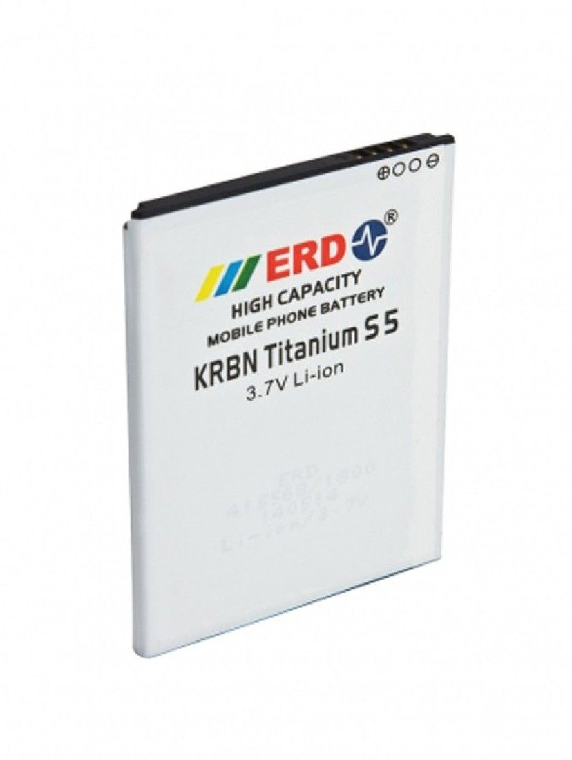 ERD 1800mAh Battery (For Karbonn  Titanium S5)
