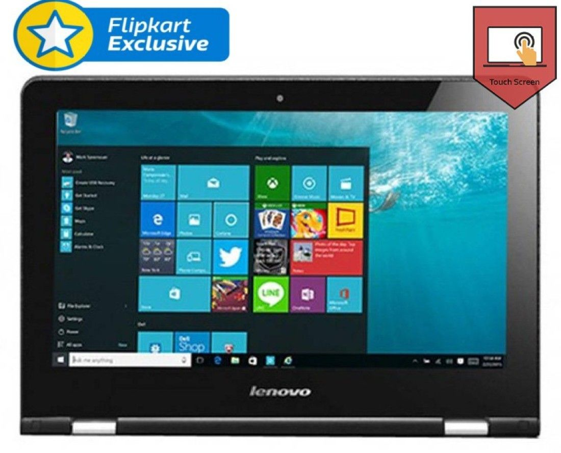 Lenovo Yoga 300 80M0007KIN Laptop