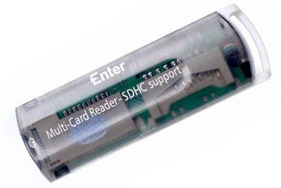 Enter E-MC50 Card Reader