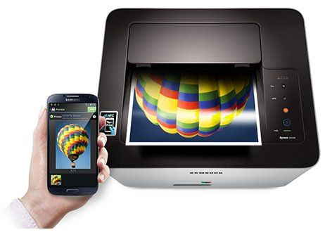 Samsung Xpress C410W Printer