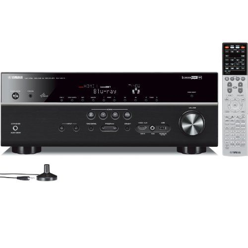 Yamaha RX-V673 7.2 Channel AV Receivers
