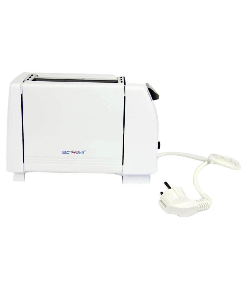 Electrosense EST-2001 2 Slice Pop Up Toaster