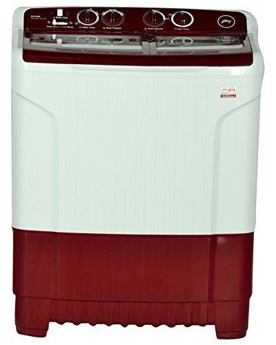 Godrej 7.2 Kg Semi Automatic Washing Machine (WS Edge 720 CT)