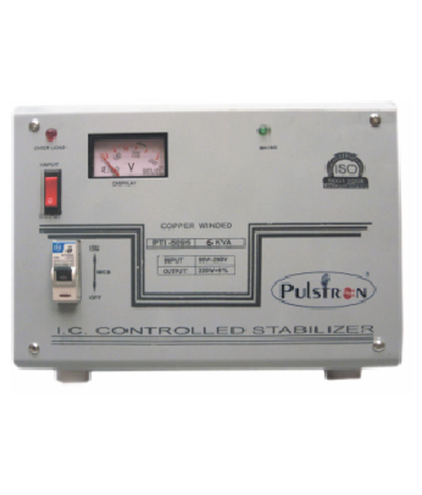 Pulstron  PTI-6095 Voltage Stabilizer